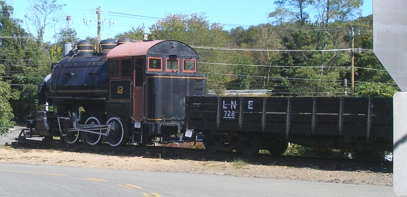 Essex Streamtrain & Valley Railroad Company 29 September 2017